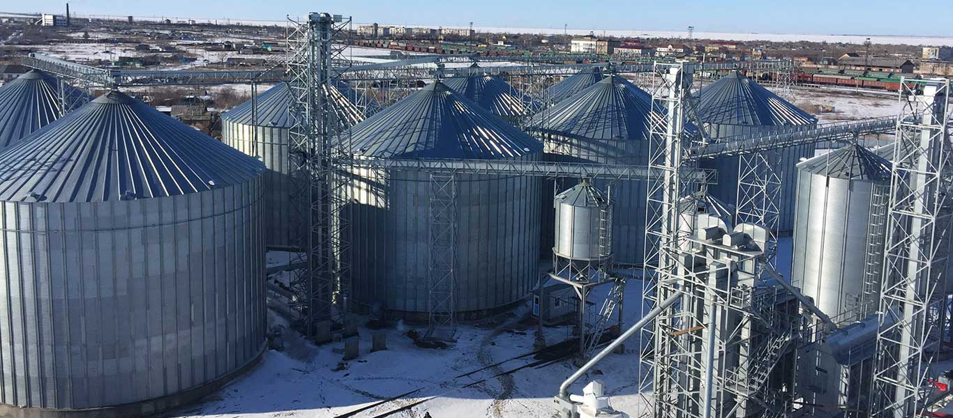 silo kurulum